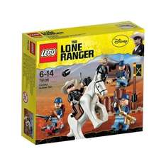 LEGO The Lone Ranger sets 979106 / 79108 / 79107 from £6.99 @ Bargain Max