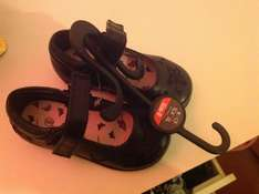 childrens few shoes left hidden at the back of the store for 50p to £1 @ B&M