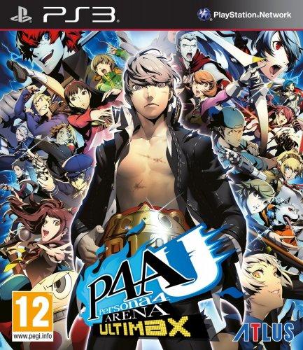 Persona 4 Arena Ultimax 360 £19.85 @ Amazon