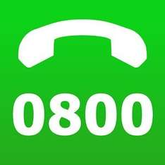 CALL 800 FREE  from your mobile - Download 0800 Wizard free from app store or google play