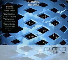 The Who - Tommy (2CD Deluxe Edition 2013) £5.99 @ Amazon (Free delivery with prime/£10 spend)