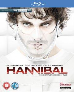 Hannibal Season 2 (Blu Ray) - £13.99 at Zavvi