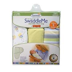 swaddle me baby wrap 3 pack £23.00 at Asda Direct (same for 95.53 on amazon)
