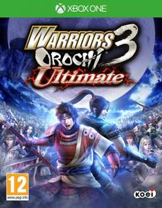 Warriors Orochi 3 Ultimate (Xbox One) £16.95 - Sold by 101Trading and Fulfilled by Amazon.