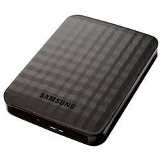 2TB Samsung M3 Portable Hard Drive USB 3.0 £65.99 @ Amazon (possible £5 off with code)