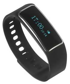 Milestone Altitude Water Resistance Bluetooth Movement and Sleep Activity Tracker  (Black) £29.99 @ e2save