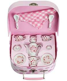 Childrens tea set @ mothercare £4.00 reduced from £10 @ Mothercare