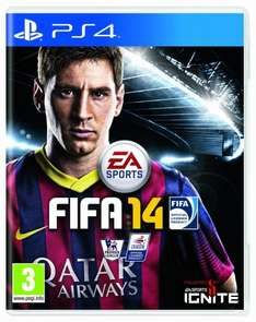 Fifa 14 (PS4) (Used - Like New) £1.21 @ Amazon Warehouse (Free Delivery £10 Spend / Prime)