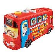 vtech playtime bus with phonics. £10 @ debenhams online