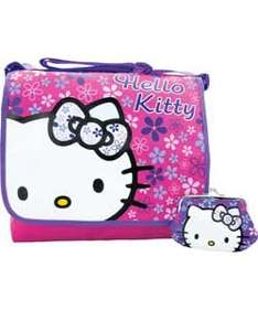 Hello kitty messenger bag & purse reduced from £19.99 to £7.99 @ Argos