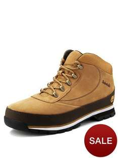 Timberland Euro Brook Mens Hiker Boots £49.99 @ VERY 46%OFF