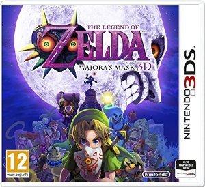 The Legend of Zelda: Majora's Mask 3D (3DS) £29.70 (Using Code) @ Zavvi