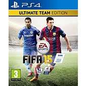 PS4 FIFA 15 Ultimate Team Edition £5.00 (See Comment#1) @ Tesco Direct