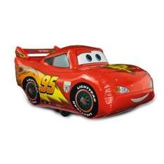 Inflatable Radio controlled Cars, Lightning Mcqueen ARGOS £39.99 TO £14.99