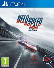 Need For Speed Rivals PS4 - £7.50 Online @ Tesco