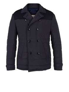 Mango Quilted Peacoat now £49.99 from House of Fraser - Coat Sale