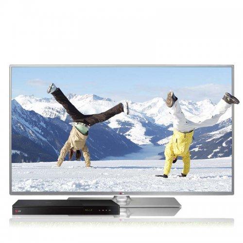 LG 55LB650V 55 Inch Smart 3D TV + LG BP645 Smart 3D Upscaling Bluray With Wifi player @ £669.99 @ Costco