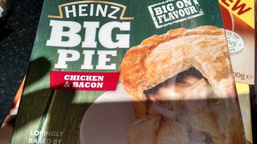 2 x Heinz Big Pie Chicken & Bacon / Steak £1 @ Fulton foods