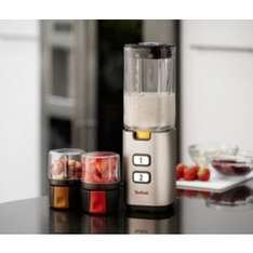 Tefal Fruit Sensation Blender/Chopper/Nut Grinder from Debenhams £30 Delivered or £27 Delivered with Code