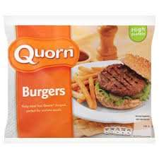 Quorn Meat Free Burgers/ Pepperoni Pizza Bread/ Sausages for £1 Each in Iceland