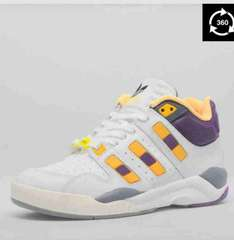 adidas Originals Torsion Court Strategy £30.00 (retro basketball shoe) delivered to JD group shops free + quidco @ Size?
