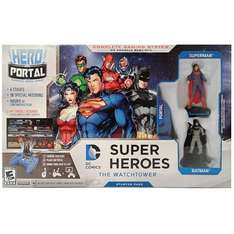 Hero Portal DC Comics Electronic Game System with Pad, 2 Figures and Portal Base £10.94 Amazon