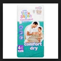 Asda little angels nappies x3 £12