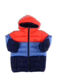 Pumpkin Patch Boys Blue Puffer Jacket in sizes 12-18 months + 2 to 4 years £5.40 at BHS (was £10 at BHS, was £32 at Pumpkin Patch)