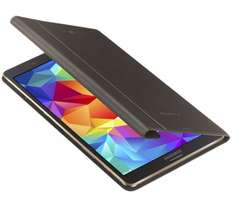 """SAMSUNG Tab S 8.4"""" Book Cover - Brown @ Currys / PCWorld £0.10"""