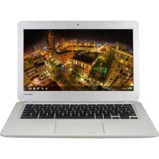 Toshiba 13.3 Inch 16GB Chromebook - Silver. - New - £179.99 Argos