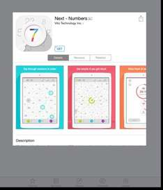 iOS Next - Numbers by Vito Technology