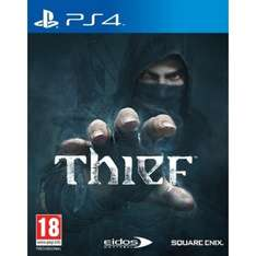 Thief - PS4 / Brand new £13.95 @ The Game Collection