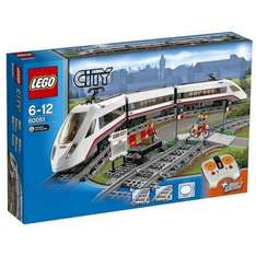 Lego Passenger Train £69.99 RRP £100 at Tesco Direct
