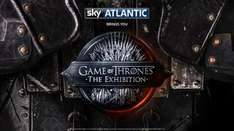 Game of Thrones Exhibition Free Tickets for SKY TV customers