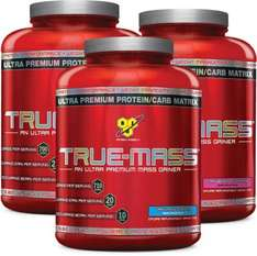 Bsn True Mass @ Discounted Supplements £19.99 +Free Delivery