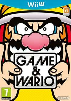 Game and Wario for Nintendo Wii U £16.99 @ Argos Reserve and Collect