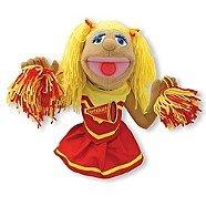 Melissa and Doug Cheerleader Puppet now £5.70 free click & collect @ Debenhams