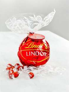 Lindt Lindor ball with truffles 550g reduced to £2.50 @ Waitrose - instore only