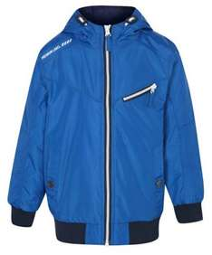 Childrens Blue hooded jacket @ Asda George  free c&c only £5 was £12