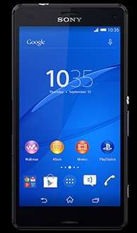 Sony Experia Z3 Compact (£432 with employers discount, £540 without) @ Vodafone