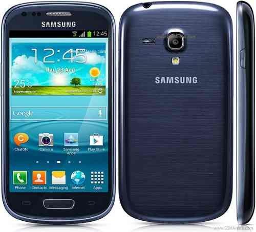 Blue Samsung Galaxy SIII Mini UK SIM-Free - £55.58 (Used - good) @ Amazon Warehouse