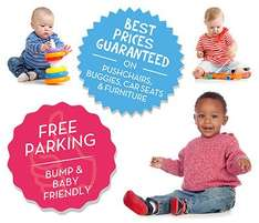 Free Tickets to Baby show Manchester