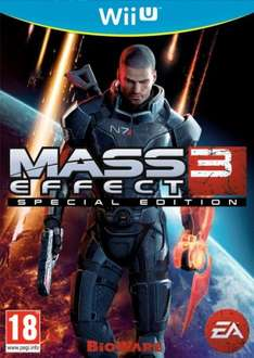 (Wii U) Mass Effect 3 - £6.99 - Argos