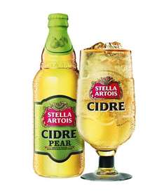 Stella Artois Cidre Pear/ Raspberry - Only £1.19 @ Home Bargains