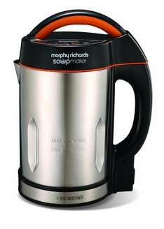 Morphy richards Soupmaker NOW £40 delivered (available 14th Jan) @ Amazon