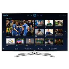 SAMSUNG UE60H6200 60 Inch Full HD 1080p Smart 3D LED TV with Built-In Wi-Fi and Freeview HD - £849 @ RGB Direct