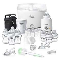 Tommee Tippee Closer to Nature Complete Starter Kit £59.98 was £109.99 @ Amazon