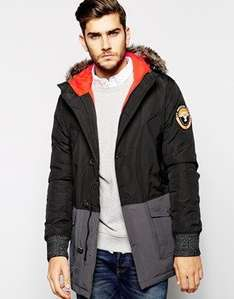 Superdry Everest Parka £52.20 with code @ ASOS