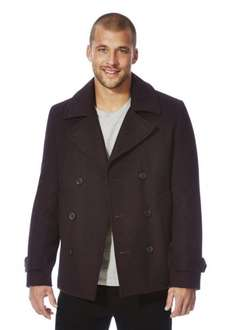 F&F Reefer Jacket with Wool - £20
