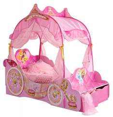 Disney Princess Toddler Carriage Bed with Storage £139.99 @ Amazon